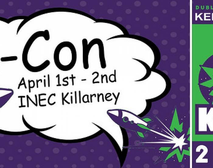 Killarney Comic Con