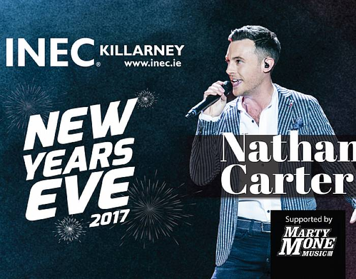 Nathan Carter with Special Guest Marty Mone