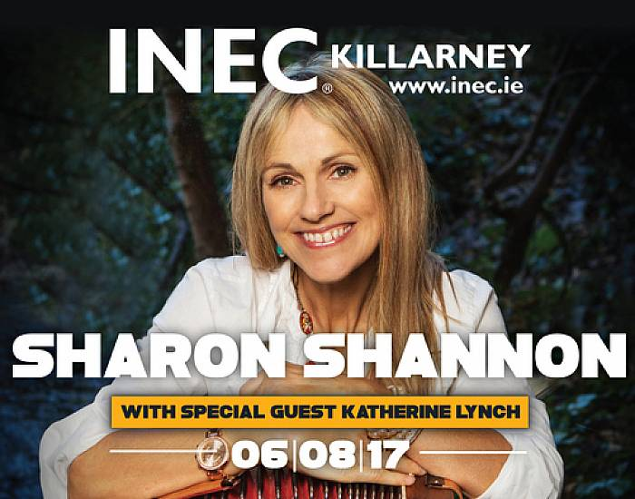 Sharon Shannon with Special Guest Katherine Lynch