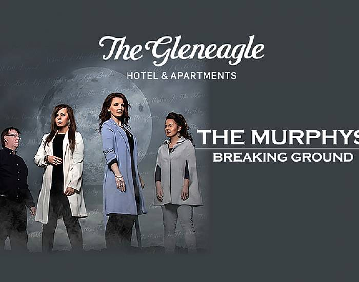 The Murphys in concert with special guest Séan Keane