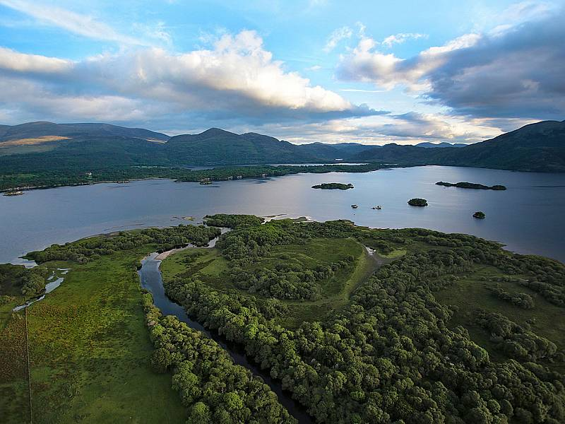 Killarney: Killarney National Park. Photo by Valerie O' Sullivan
