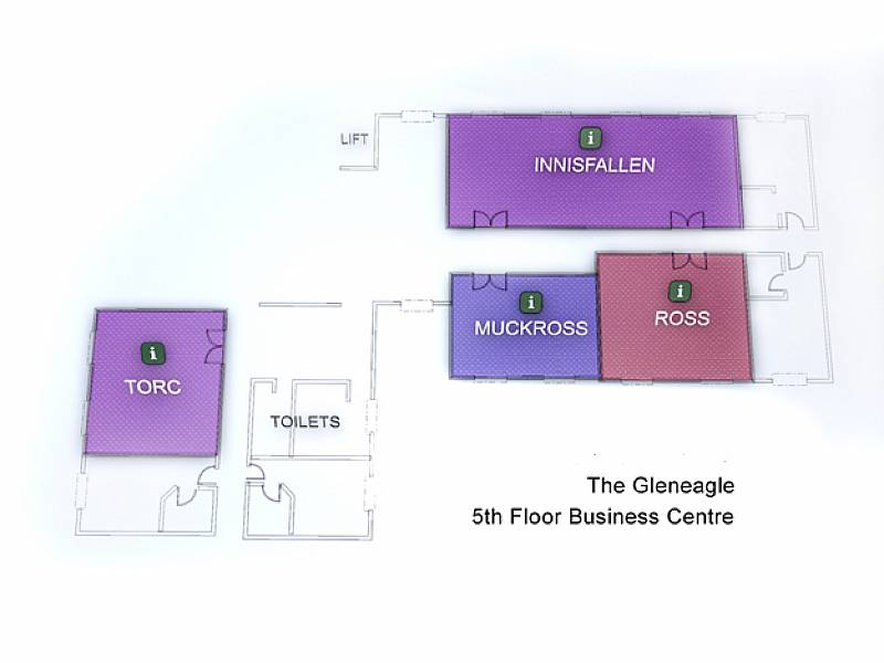 Business: The Gleneagle Meeting Rooms