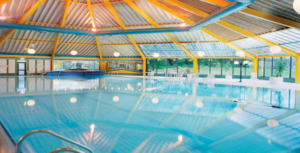 Leisure Centre Killarney Gym Swimming Pool And Sauna