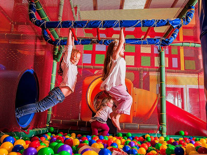 Family Fun: Miracle Play Centre