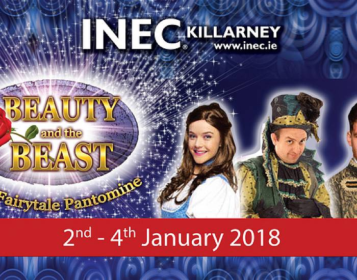 Radio Kerry presents Beauty & the Beast in association with the Kerryman.  A Robert C Kelly Production