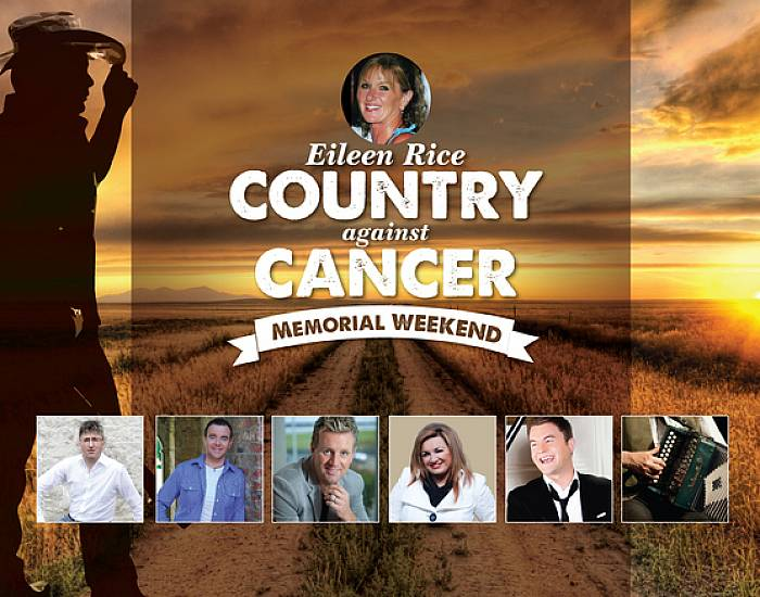 Eileen Rice Country against Cancer Memorial Weekend