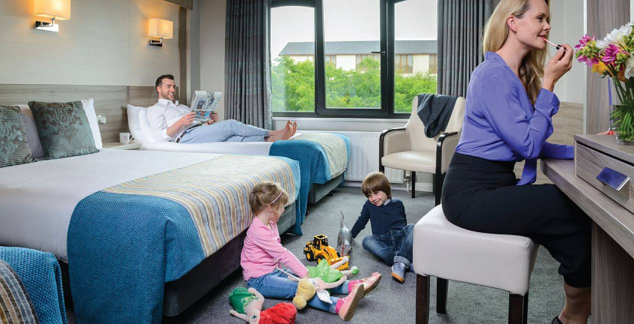 Book Your Family Stay Now!