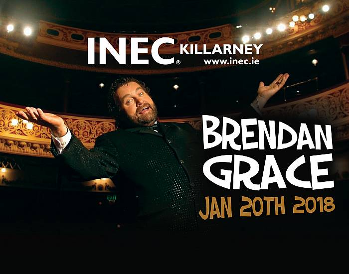 Brendan Grace with Special Guest Showband Nostalgia