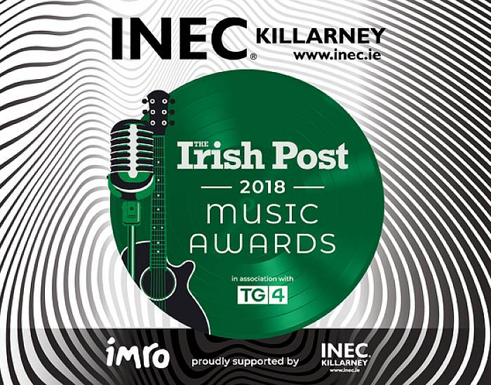 The Irish Post music Awards in association with TG4