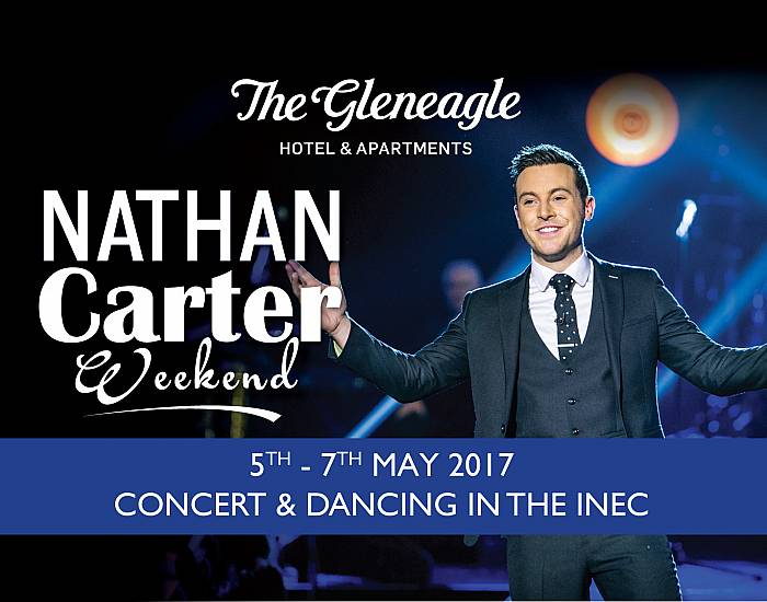 Nathan Carter Weekend
