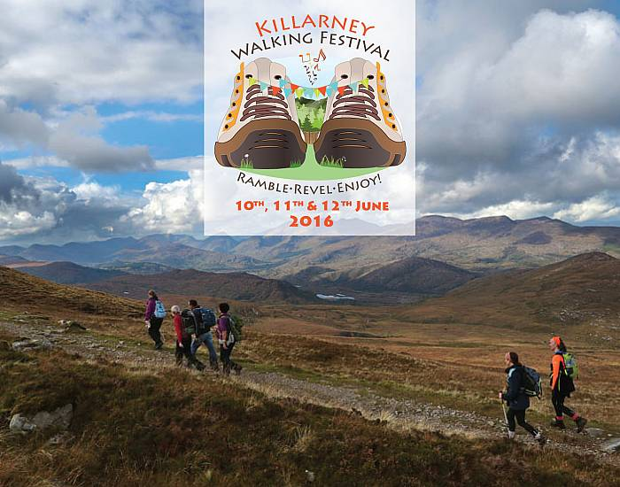 Killarney Walking Festival