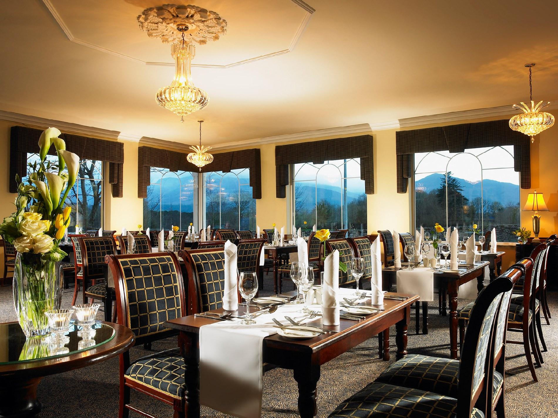 Restaurants in Killarney Flesk Restaurant and OD s