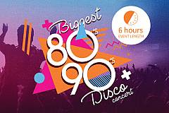 Biggest 80's 90's Disco