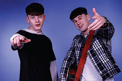Sean & Conor Price – Be Like You Tour